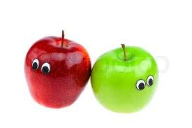 Et æble om dagen....