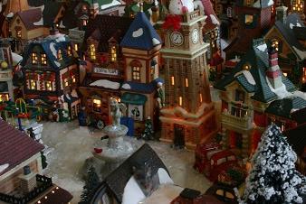 Få timer til juleaften